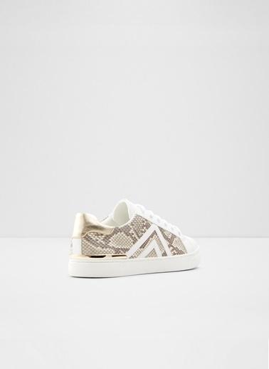 Aldo Fran - Beyaz Kadin Sneaker Beyaz
